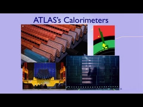 The LHC ATLAS and 21st Century Cosmology - Lauren Tomkins