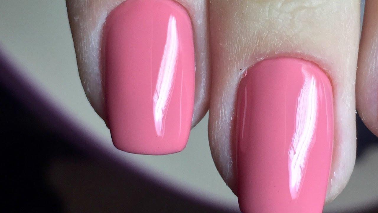 Как научиться красить ровно ногти гель лаком