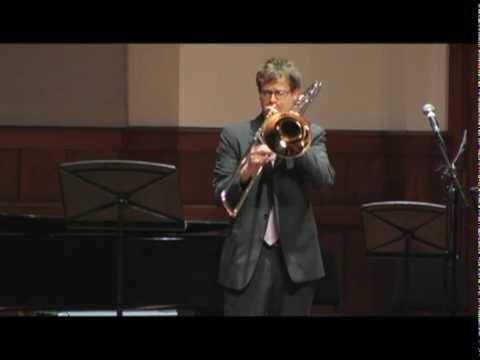 Ravel - Pièce en forme de habanera (trombone)