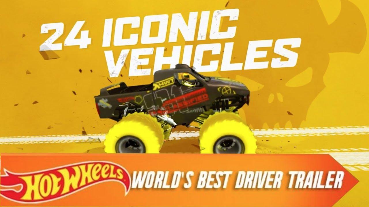 Buy Hot Wheels: World's Best Driver online XBOX 360, in