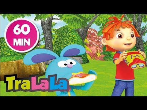 Cantec nou: Rosie si prietenii ei (Chemarea salbaticiei) Desene animate - 60 MIN | TraLaLa