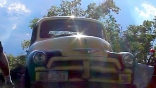 1954 Chevy Truck Restored in a Weekend - Project 54 Official Video