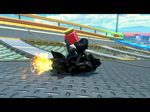 Wii U - Mario Kart 8 - Sunshine Airport