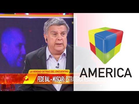 La furia de Luis Ventura: Fede Bal y Muscari nos toman de pelot...