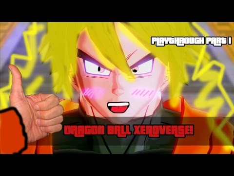 ►Dragon Ball Xenoverse On My Channel! ◄|DBX Playthrough Part 1
