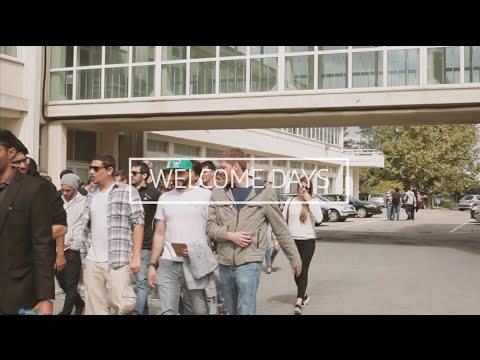 Welcome Days - International Students - ISEP