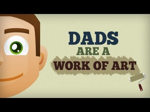 FATHER'S DAY | Dads Are A Work of Art from YouTube · Duration:  1 minutes 59 seconds