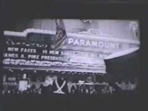 FEELIN' GOOD, October 1966, Boston World Premiere Newsreel