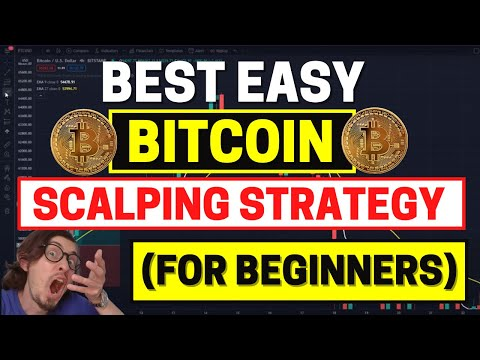 Most Profitable and Effective BITCOIN SCALPING Strategy