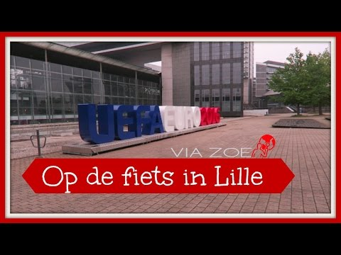 City trip Lille travel movie -VIAZOE