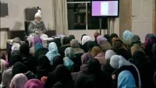 Gulshan-e-Waqfe Nau (Nasirat) Class: 24th January 2010 - Part 6 (Urdu)