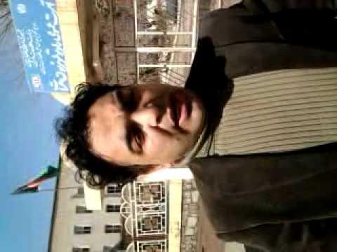 Civilian Interview in Kabul