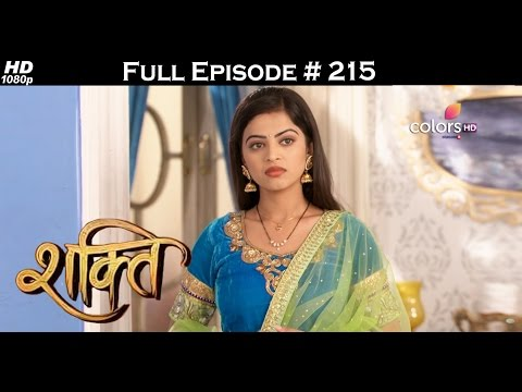 Shakti - 20th March 2017 - शक्ति - Full Episode (HD)