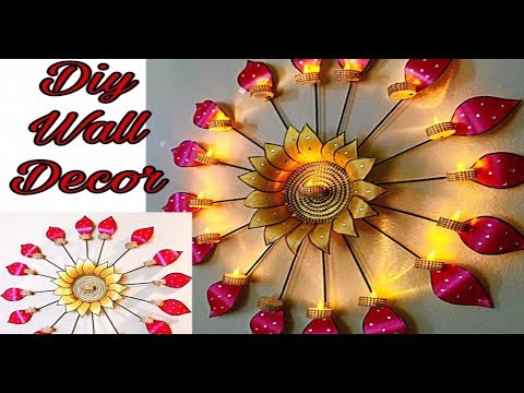 Home decorating ideas handmade wall hanging | Fashion pixies | craft handmade |art craft