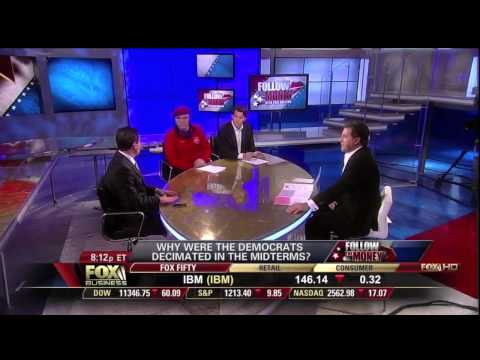 Eric Bolling Interviews Rep Alan Grayson!