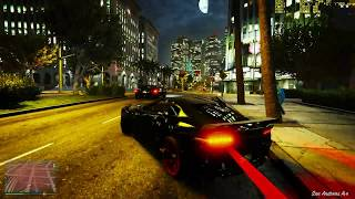 Grand Theft Auto V PC gameplay on Pentium G4400 GTX 1050 2gb OC