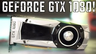 NVIDIA GTX 1080 & 1070 - Everything You Need To Know!