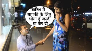 Aapse Pyar Ho Gya Muje I Love You Prank On Cute Girl By Desi Boy | Flirting Prank India