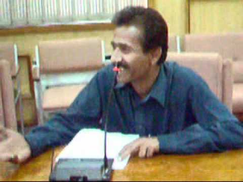 Sukhanwar Pakistan, Azhar Adeeb K Aizaz Main Mushaira (May 17, 2012), Rana Saeed Doshi