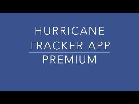 Hurricane Tracker App Premium Overview