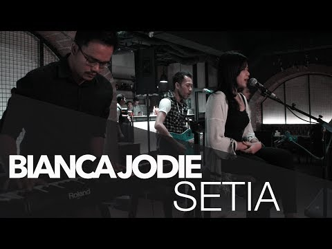 BIANCA JODIE - SETIA (ORIGINAL SONG BY JIKUSTIK)