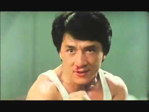 Jackie Chan vs Benny  The Jet  Urquidez Dragons Forever