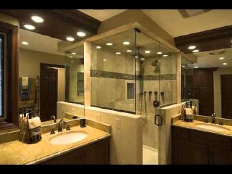 Master bedroom bathroom design ideas - YouTube