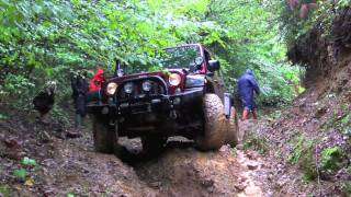 The Mudfather Trailer... 2010 Jeep JK Diesel Rubicon
