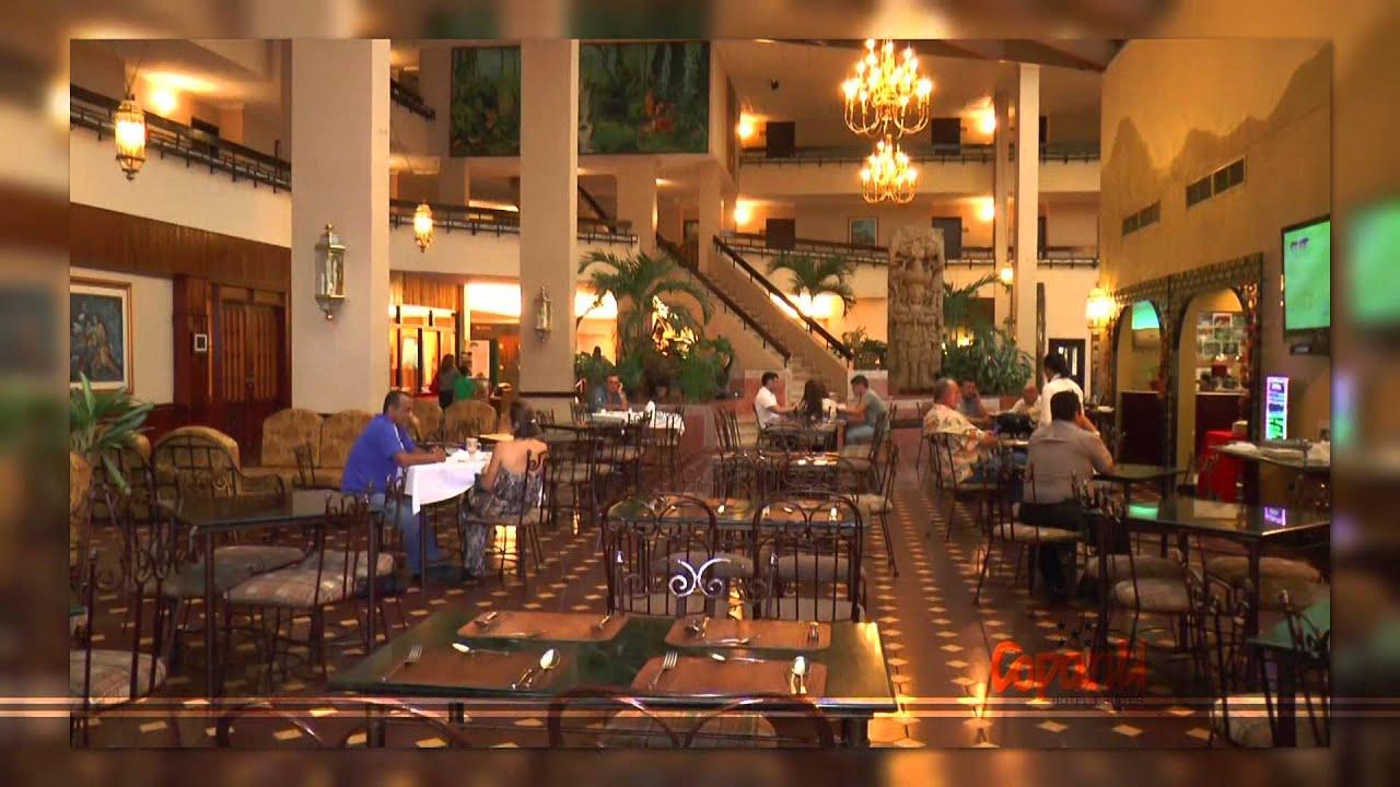 Anuncio Hotel Copantl
