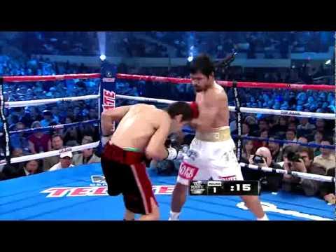 Manny Pacquiao vs Antonio Margarito part 1 HIGH QUALITY