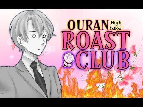 OURAN HIGH SCHOOL ROAST CLUB! - Tamaki & Kyoya Fan Calls
