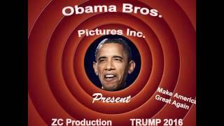 Looney Tune Obama (Stutter Much)