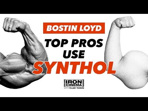 Bostin Loyd Interview: I Know Top Bodybuilding Pros Use Synthol | Iron Cinema