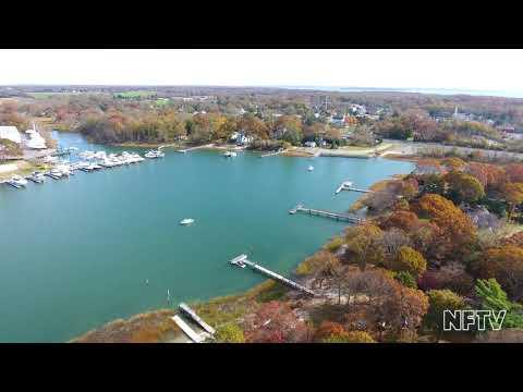 Northforker TV: Bird's Eye View, Mattituck Inlet