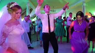 "КОШЕЛЯ-VIDEO Сергій + Мар""янка веселі танці с.Горонда"