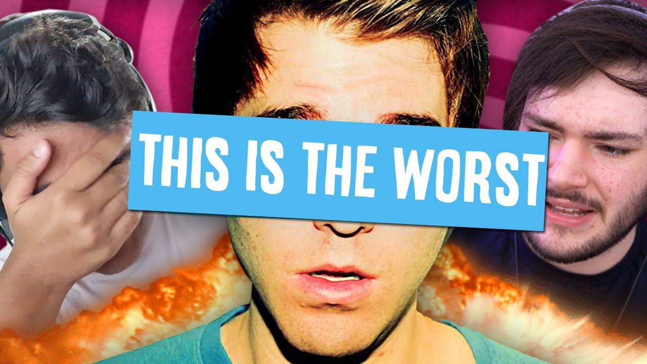 We attempted to listen to Shane Dawson's DISGUSTING audiobook (ft @James Marriott ) Review