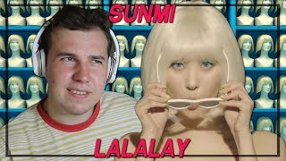 Music Critic Reacts to SUNMI - LALALAY