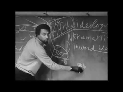 """Stokely Carmichael (Kwame Ture) - """"We are Victims of Racism"""""""