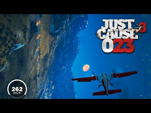 JUST CAUSE 3 [023] - BESOFFEN in der Flugschule ★ Let's Play Just Cause 3