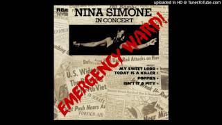 Nina Simone - Poppies - Emergency Ward!