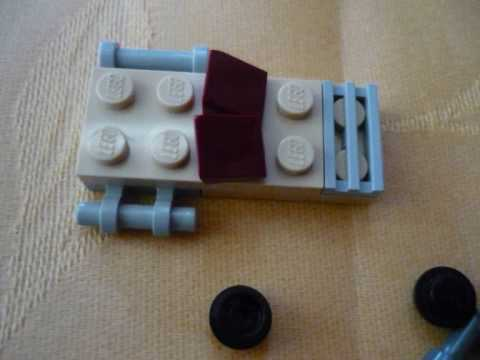lego star wars mini landspeeder youtube. Black Bedroom Furniture Sets. Home Design Ideas