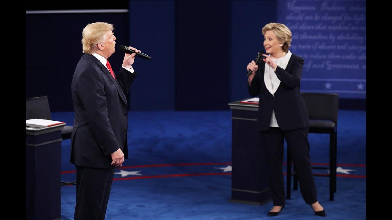 Key Questions That Will Define The Final Trump Clinton Debate   YouTube