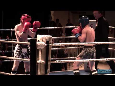 comtv.ca - SPORTS: Ethan Doucette vs. John Stahr @ SACA - Fists of Fury 9