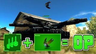 Tanki Online / შაფტი შაფტს აღარ ჰგავს!