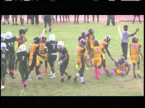 HENRY BRYANT III - 2015 Football Highlight Video