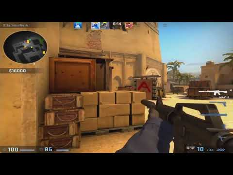 CSGO | AREA Playing Mirage 46/3 (rare 2017)