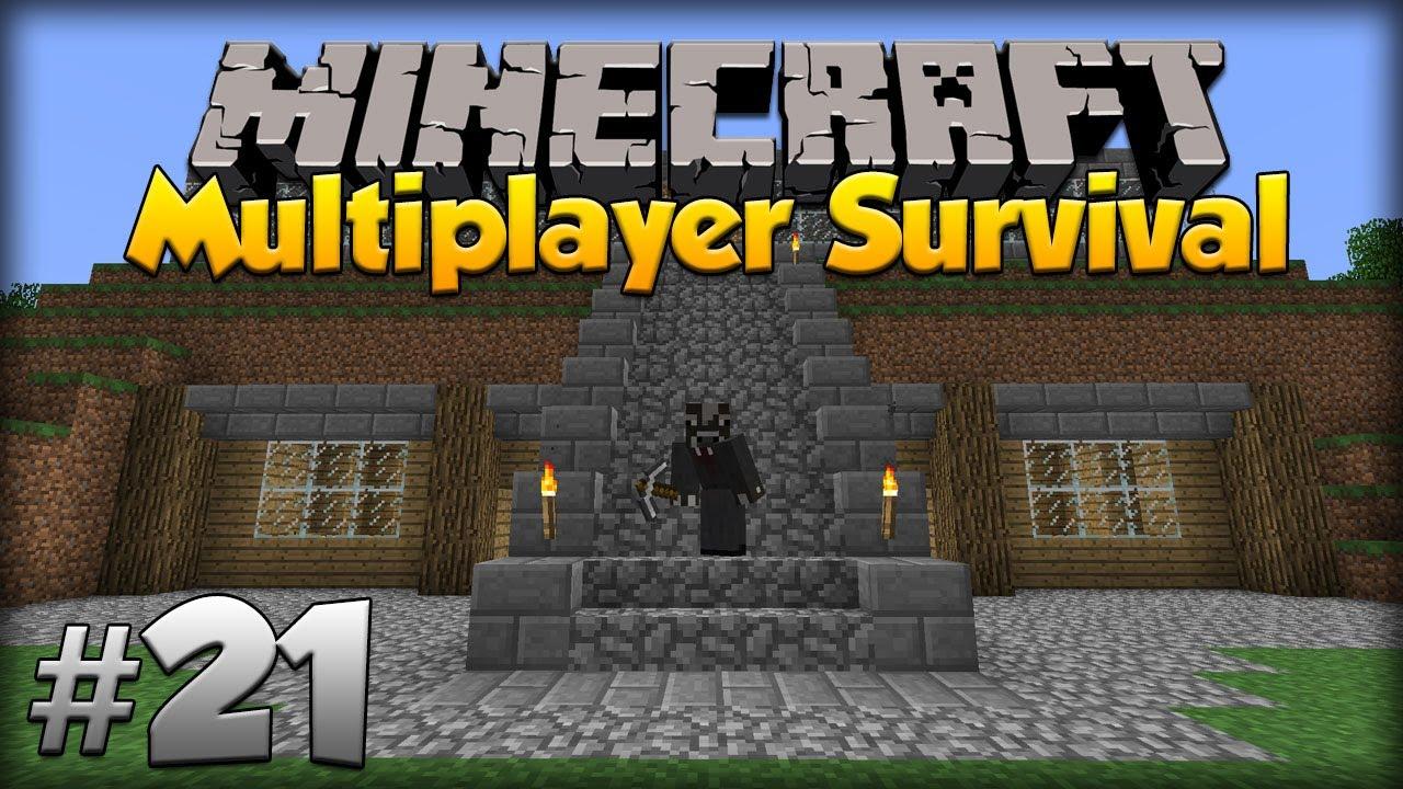 TheLobbyMC - Free Build Survival Server - minecraft-server.net