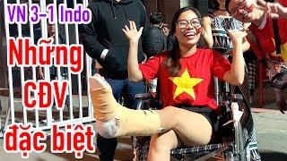 CĐV Việt Nam trong chiến thắng 3-1 Indonesia - CĐV Indo đòi sa thải HLV trưởng