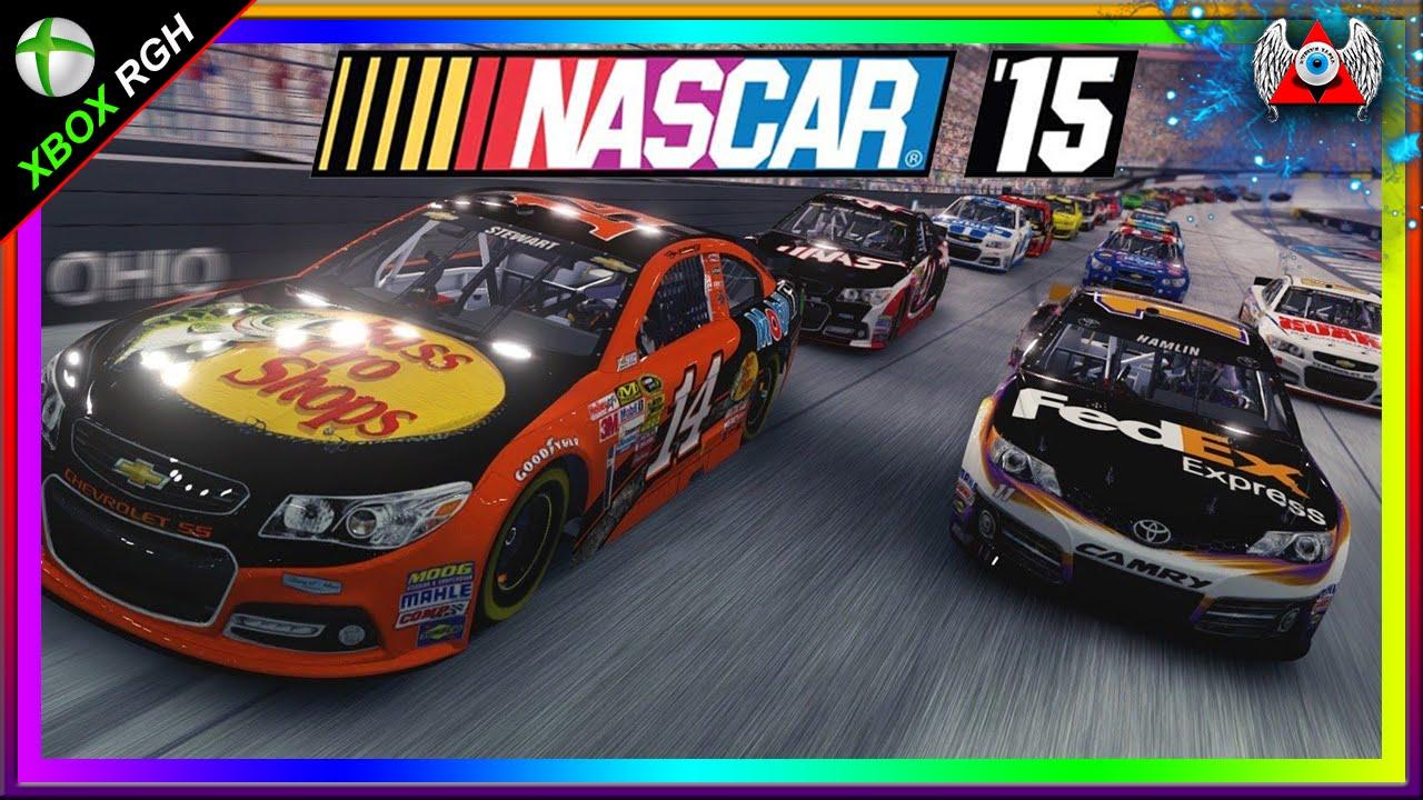 360 NASCAR 15 Para Xbox RGH YouTube