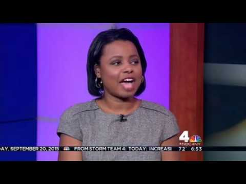 WNBC-TV (NBC) Positively Black - New York, NY 6:51 am - 9.20